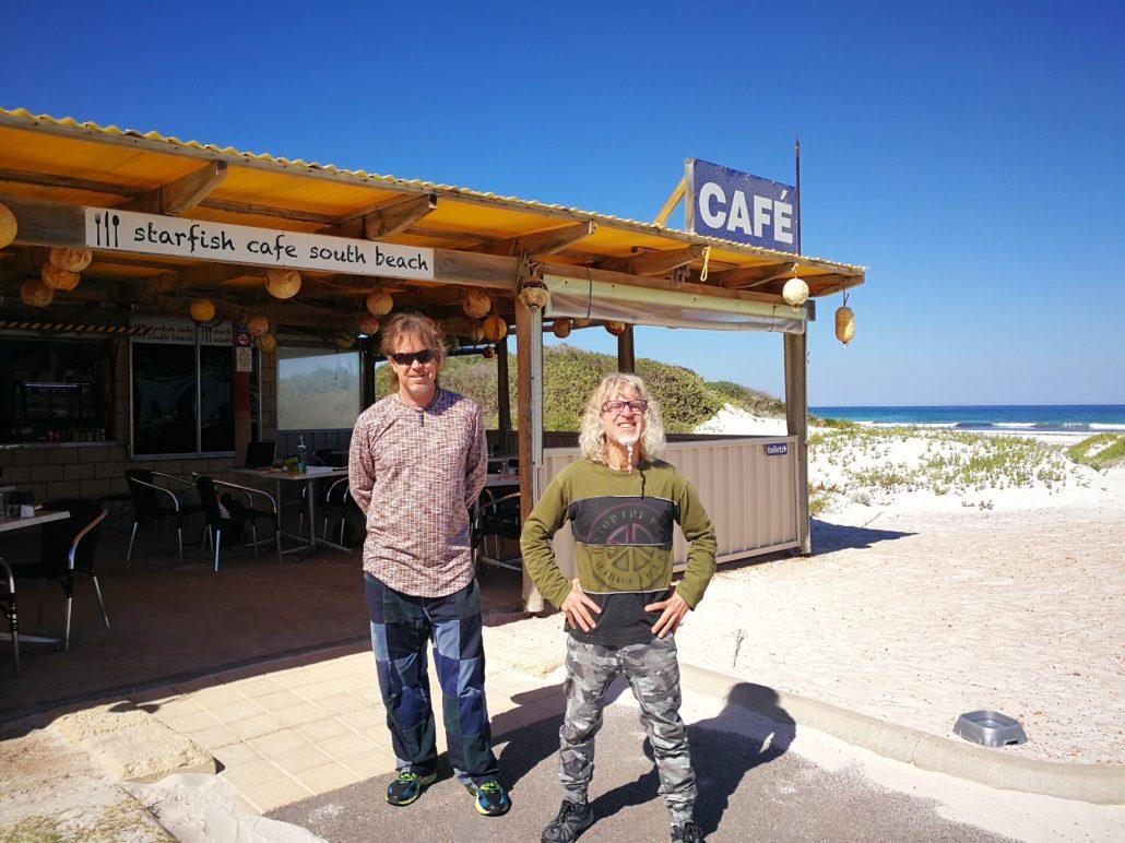 2018-04-06 Dongara Australia at Star Fish Cafe South Beach (1)