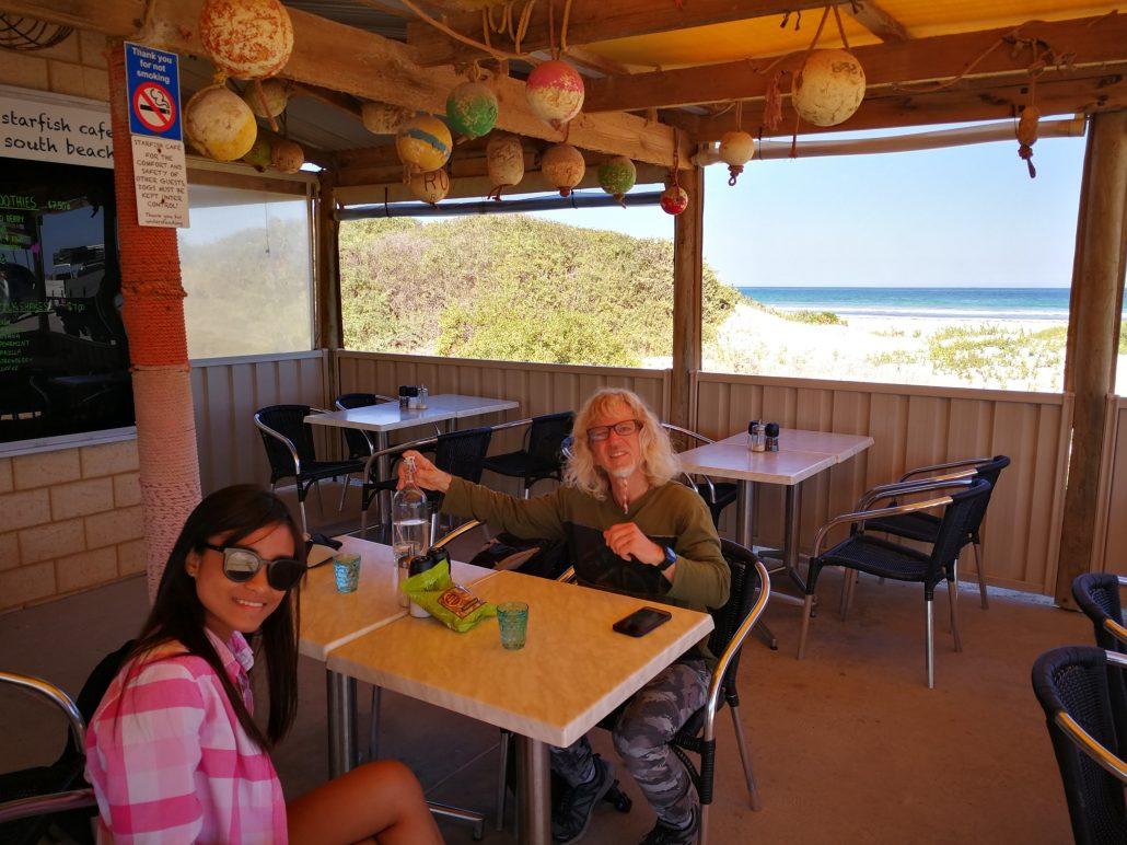 2018-04-06 Selina Dongara Australia at Star Fish South Beach (10)