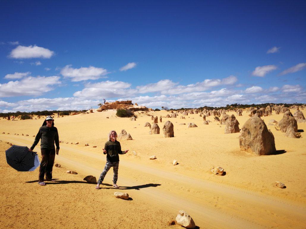 2018-04-08 Nambung National Park Australia at Pinnacles Desert (14)