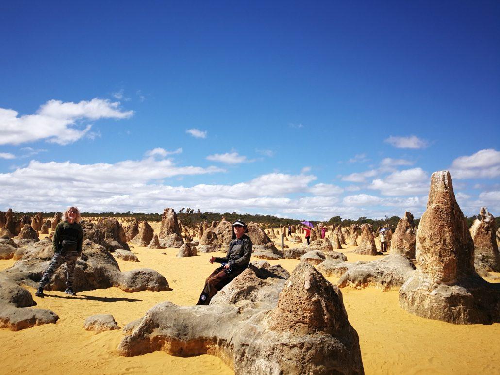 2018-04-08 Nambung National Park Australia at Pinnacles Desert (3)