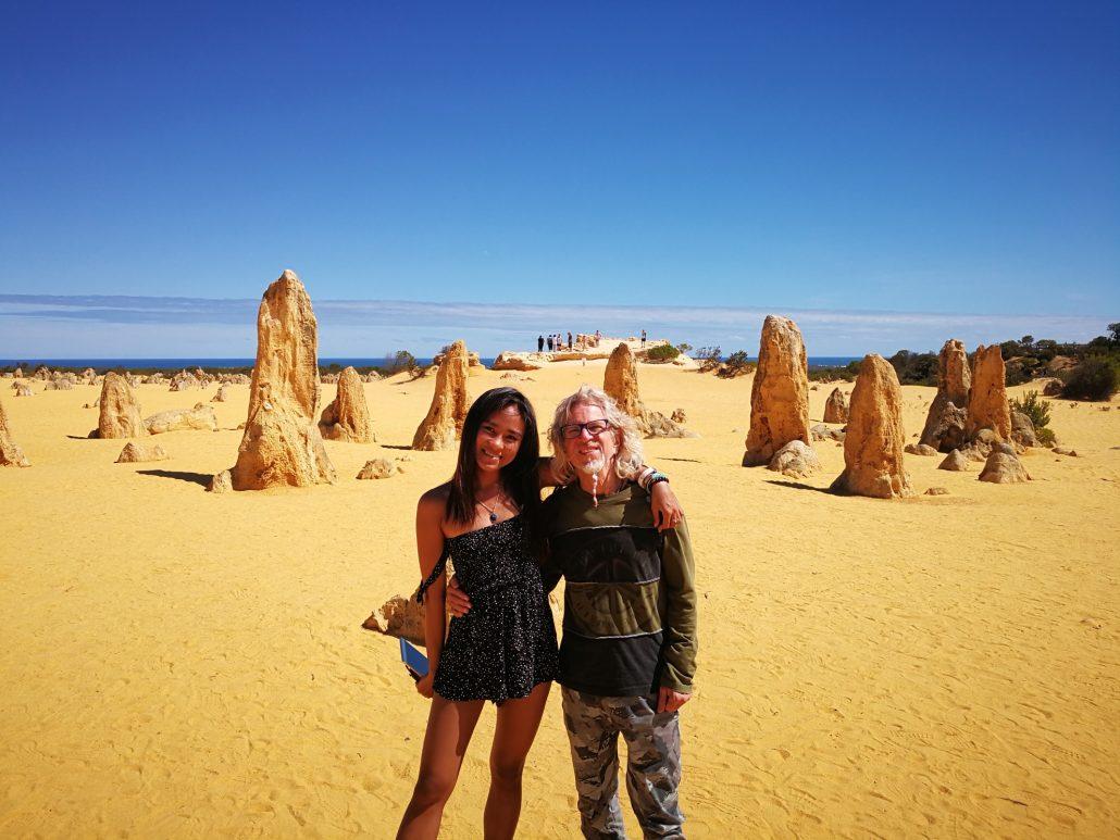 2018-04-08 Selina Nambung National Park Australia at Pinnacles Desert (19)