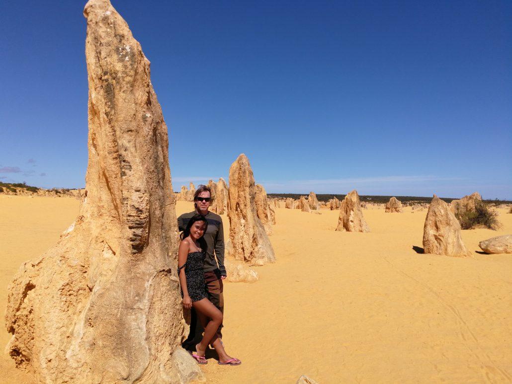 2018-04-08 Selina Nambung National Park Australia at Pinnacles Desert (22)