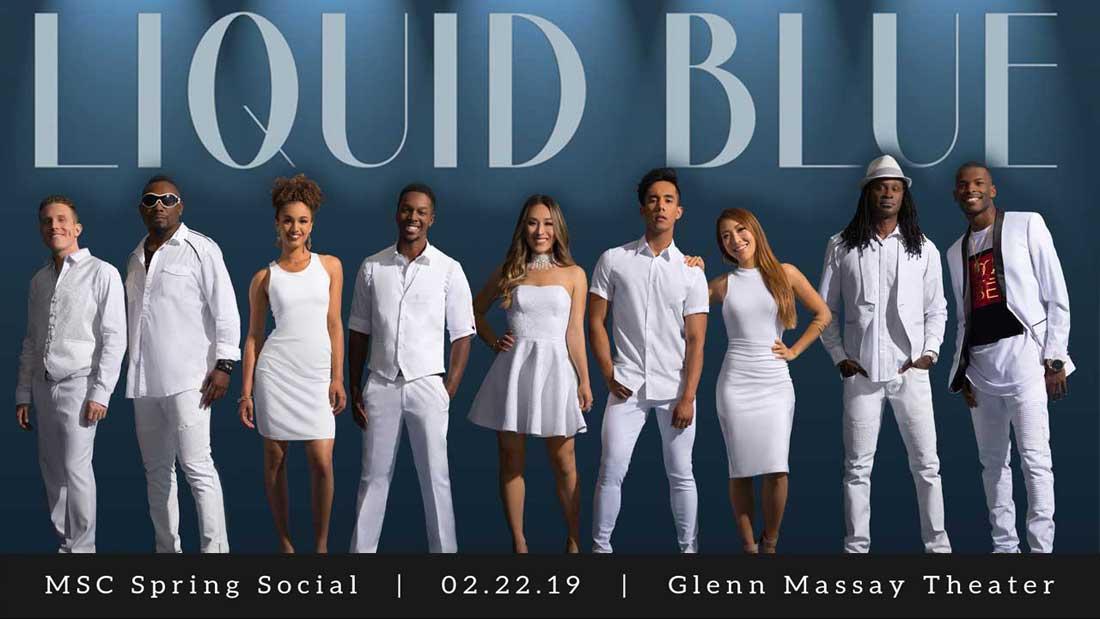 Liquid Blue Mat-Su College Concert Palmer Arkansas