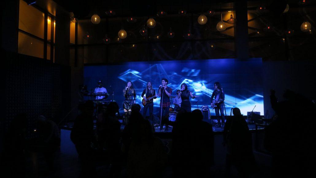 2019-01-05 Liquid Blue Band in Jamul CA at Jamul Casino (1)