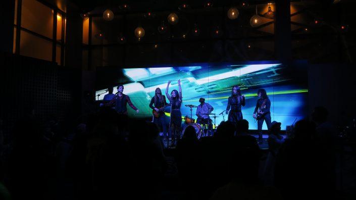 2019-01-05 Liquid Blue Band in Jamul CA at Jamul Casino (2)