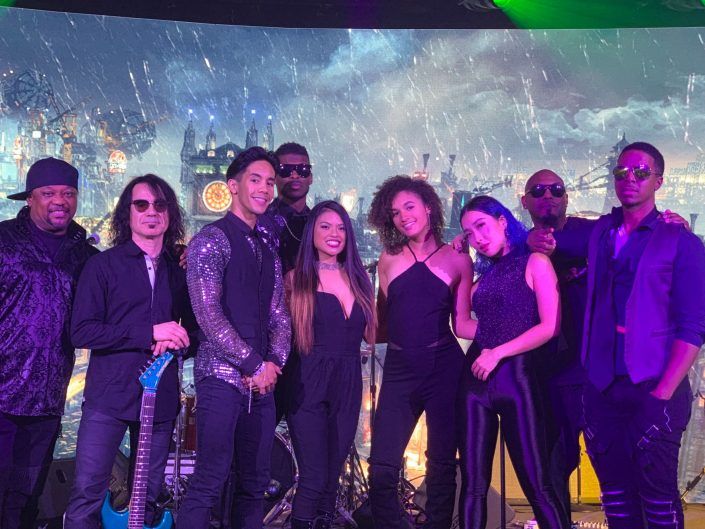 2019-01-31 Liquid Blue Band in Miramar Beach FL at Sandestin Beach Resort (03)