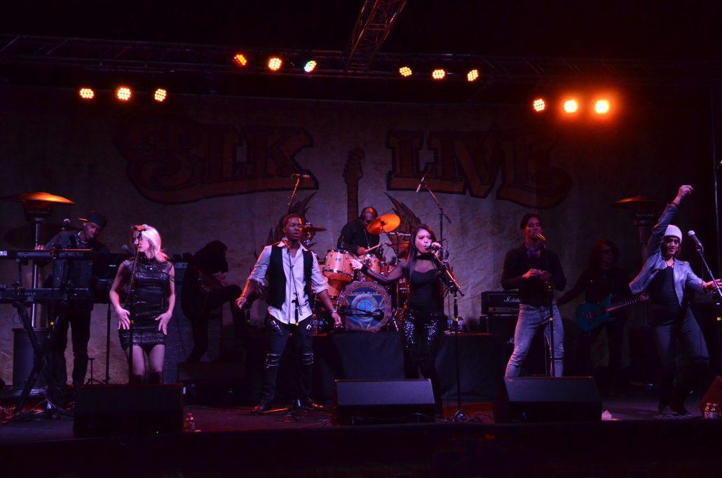 2019-02-09 Liquid Blue Band in Scottsdale AZ at BLK Live (11)