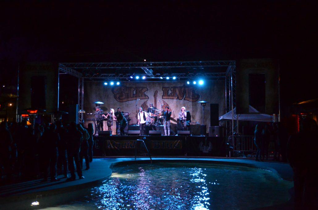 2019-02-09 Liquid Blue Band in Scottsdale AZ at BLK Live (18)