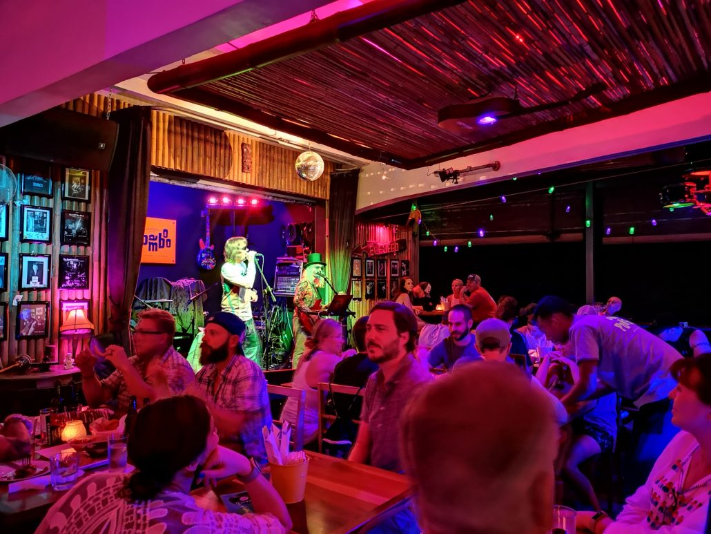 2019-02-13 Out Of The Blue Band at Bamboo Room Ojochal Costa Rica (14)