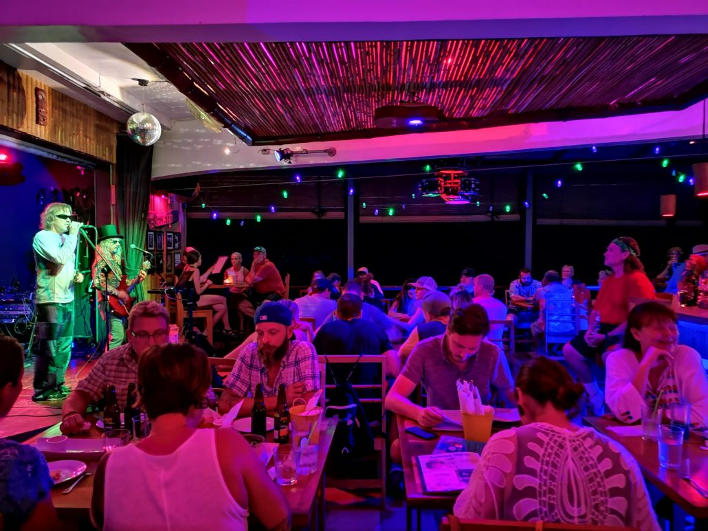 2019-02-13 Out Of The Blue Band at Bamboo Room Ojochal Costa Rica (19)