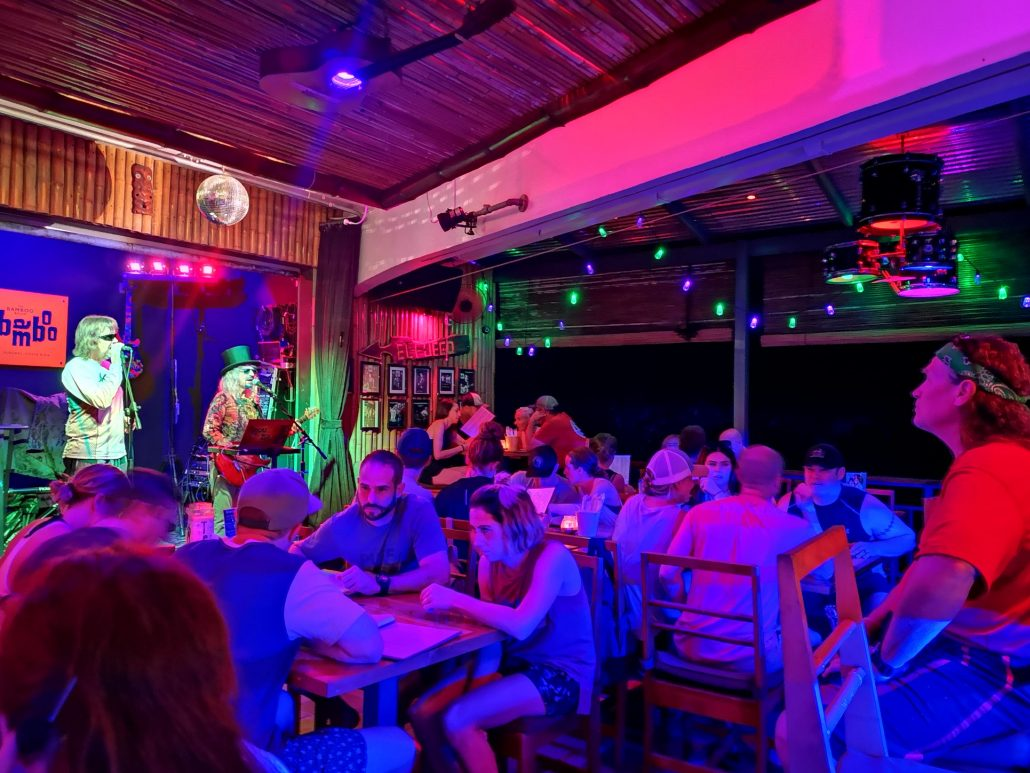 2019-02-13 Out Of The Blue Band at Bamboo Room Ojochal Costa Rica (21)