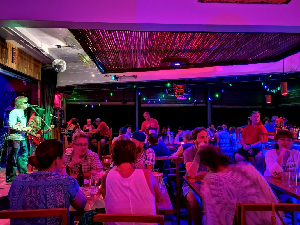 2019-02-13 Out Of The Blue Band at Bamboo Room Ojochal Costa Rica (27)