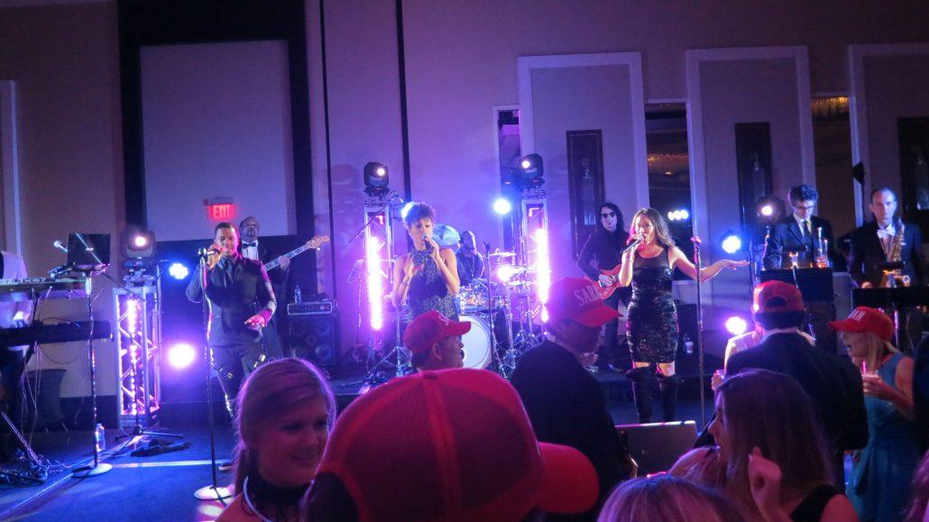 2019-02-15 Liquid Blue Band in New Orleans LA at Hyatt Regency (1)