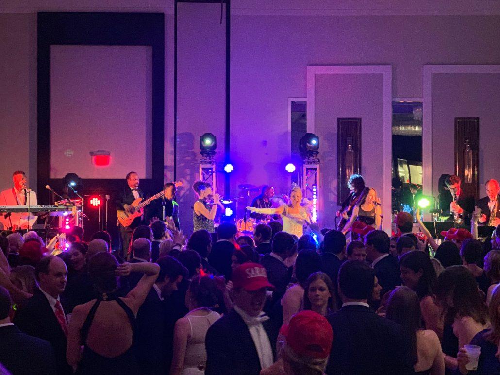 2019-02-15 Liquid Blue Band in New Orleans LA at Hyatt Regency PH (10)