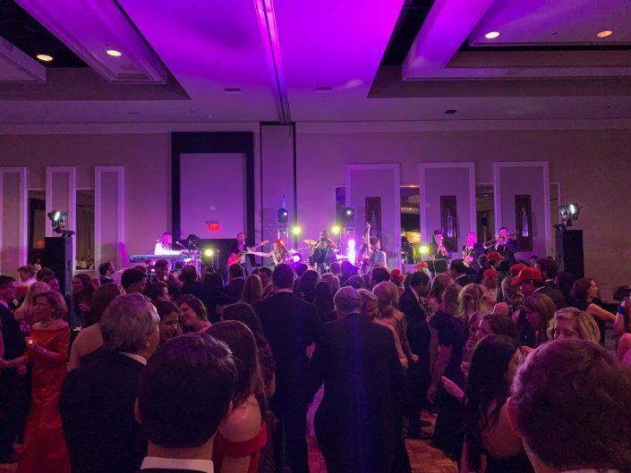 2019-02-15 Liquid Blue Band in New Orleans LA at Hyatt Regency PH (15)