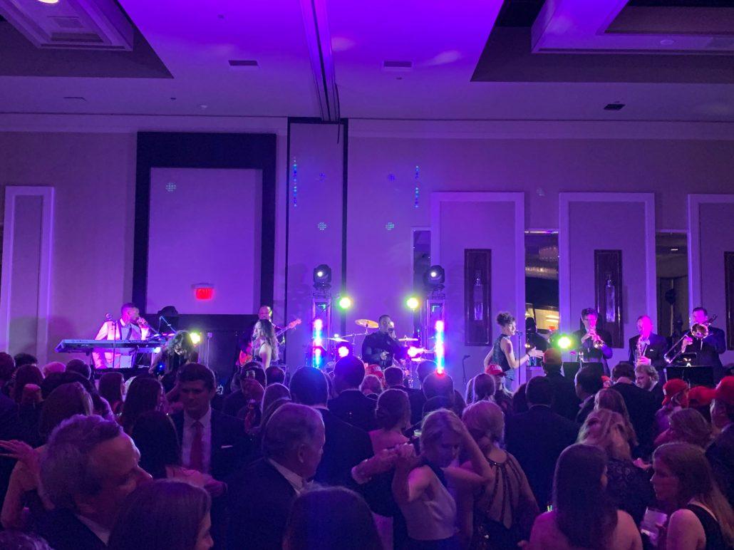 2019-02-15 Liquid Blue Band in New Orleans LA at Hyatt Regency PH (20)