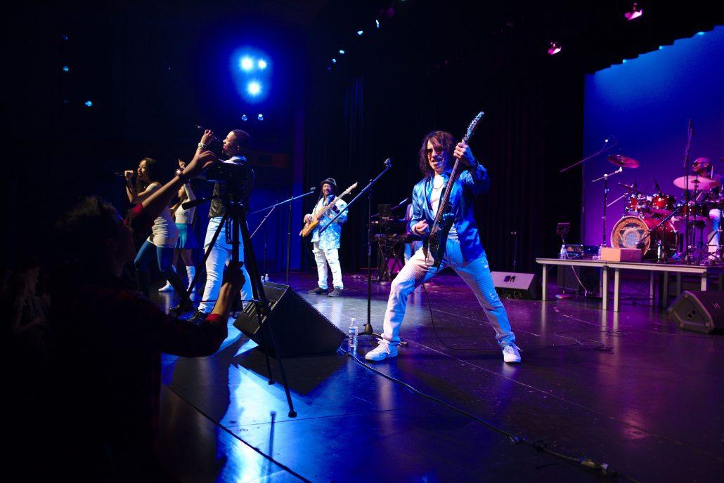 2019-02-22 Liquid Blue Band in Palmer AK at Massay Theater HP (1)