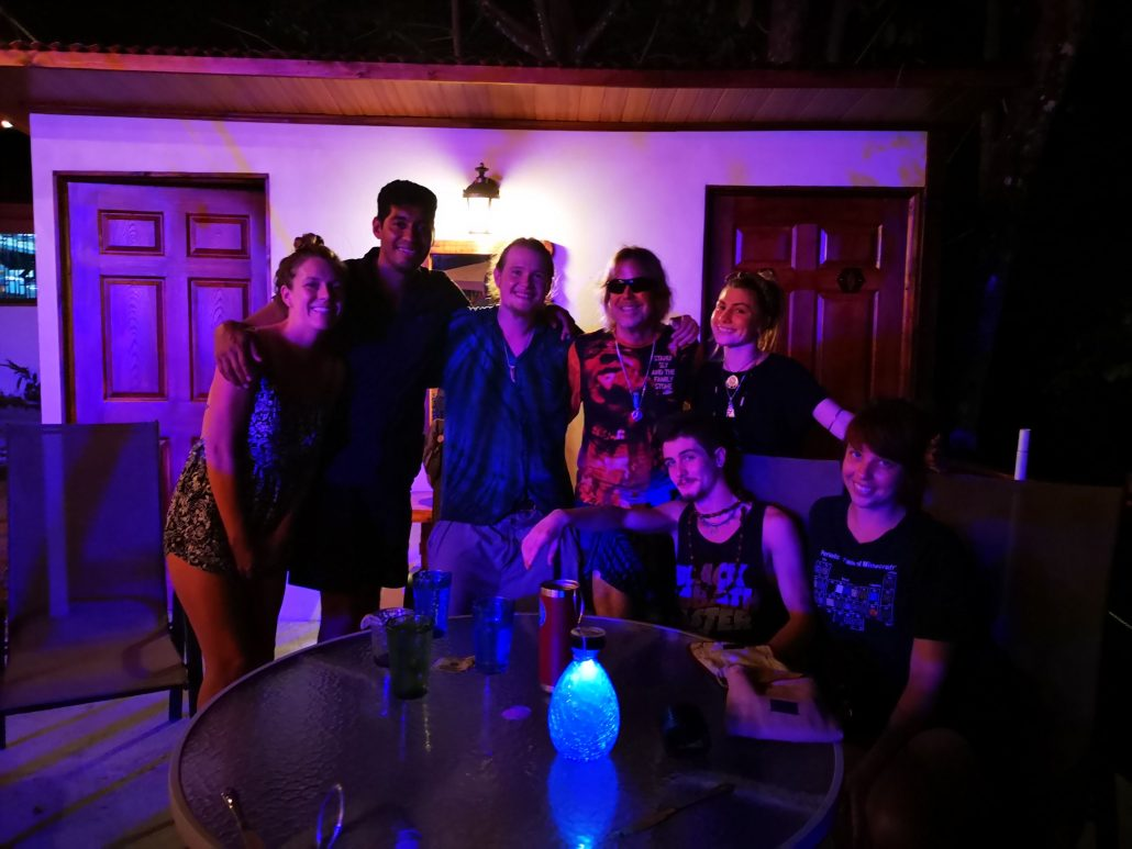 2019-02-23 Out Of The Blue Band at Beehive Uvita Costa Rica (8)