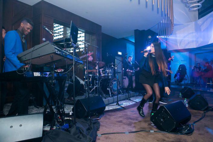 2019-03-09 Liquid Blue Band in Hong Kong China at The American Club Hong Kong (7)