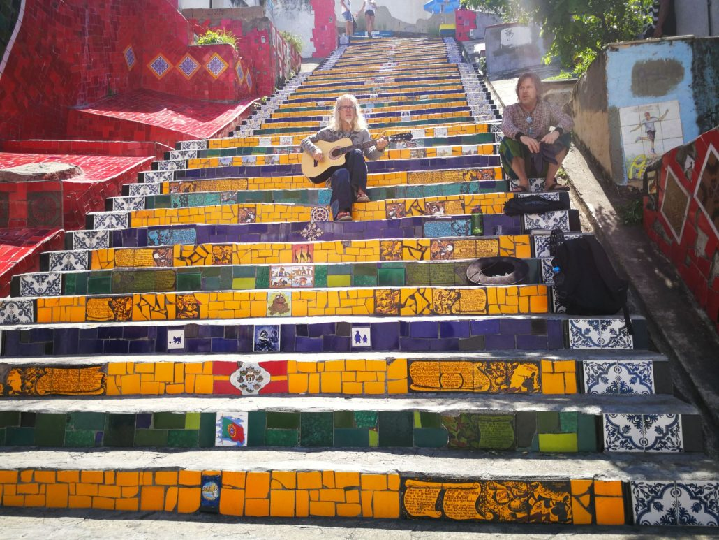 2019-03-13 Escadaria Selaron Santa Teresa Rio Brazi (4)