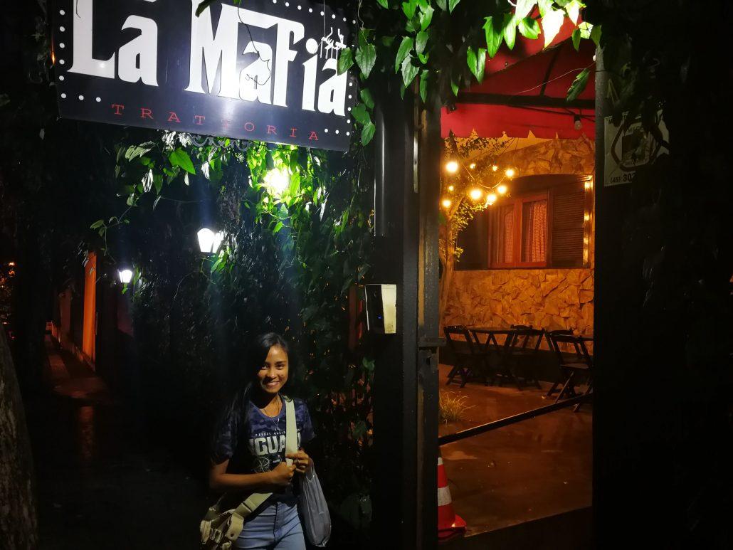 2019-03-15 La Mafia Restaurant Foz Do Iguacu Brazil (2)