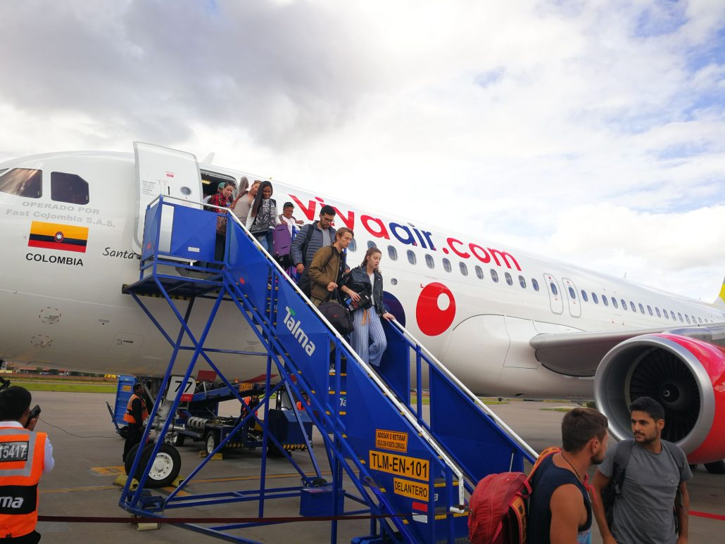 2019-03-17 Lima Airport Peru
