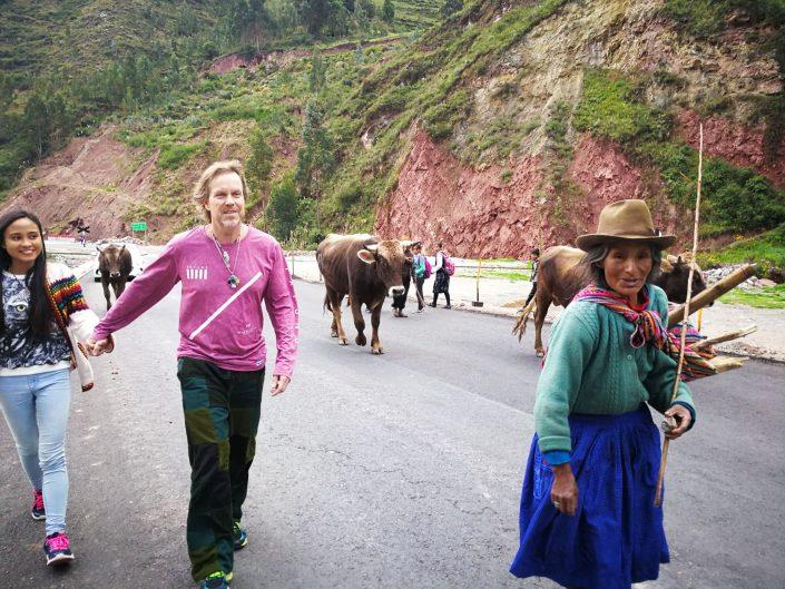 2019-03-20 Machu Picchu Pueblo Peru (2)