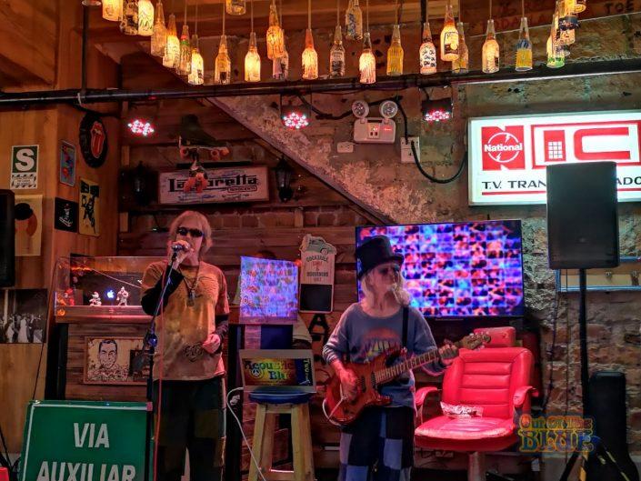 2019-03-05 Out of the Blue at La Cachina Bar Miraflores Lima Peru (6)