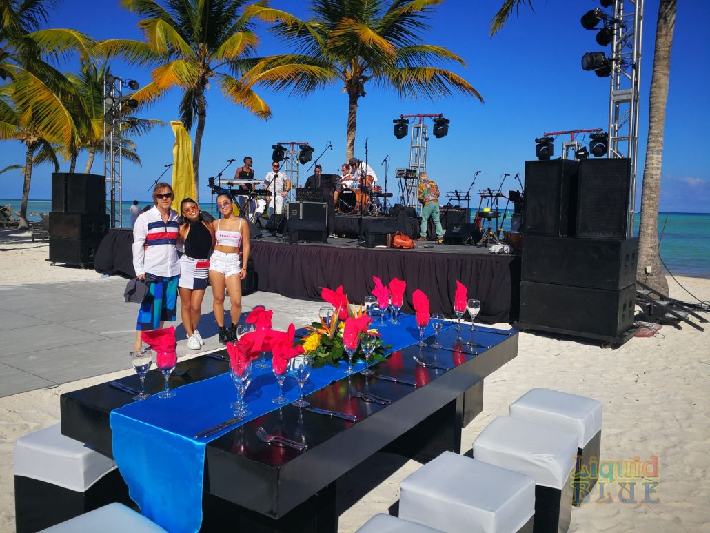 2019-04-26 Liquid Blue Band in Cap Cana Dominican Republic PSM (13)