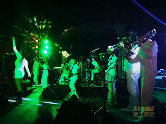 2019-04-26 Liquid Blue Band in Cap Cana Dominican Republic at Secrets Resort PSM (10)
