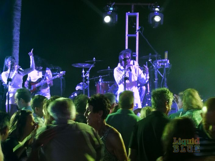 2019-04-26 Liquid Blue Band in Cap Cana Dominican Republic at Secrets Resort PSM (25)