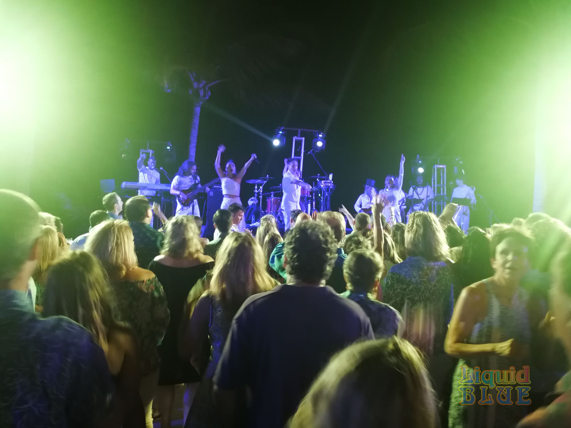 2019-04-26 Liquid Blue Music Band in Cap Cana Dominican Republic at Secrets Resort PSM (31)
