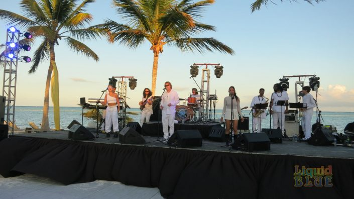 2019-04-26 Liquid Blue Band in Cap Cana Dominican Republic at Secrets Resort SCM (29)