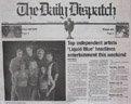 Douglas Newspaper