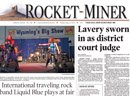 2012-08-03 Rock Springs Wyoming Newspaper Cover