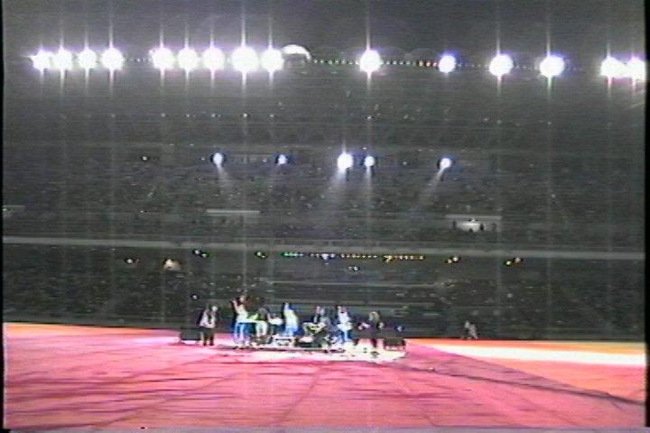 2002-09-13 Dalian China, People Stadium 70,000