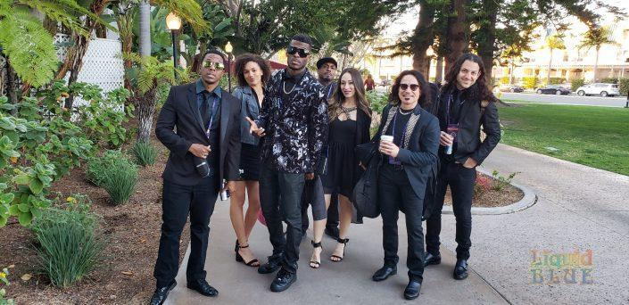 2019-03-24 Liquid Blue Band in San Diego CA (1)